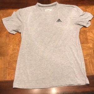 Adidas workout shirt size small